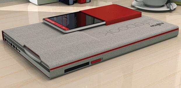 Fujitsu Lifebook Concept 2