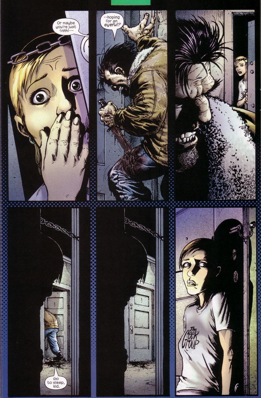 Read online Wolverine (2003) comic -  Issue #1 - 10