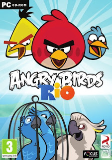 Angry Birds Rio Full Version Free Download For PC