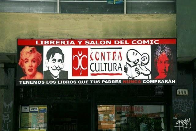 Librería Contracultura