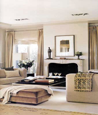 luxury english style home interior design