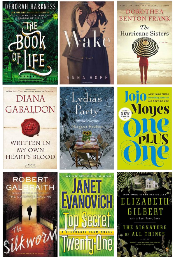 Summer 2014 Reading List | Ridgely's Radar