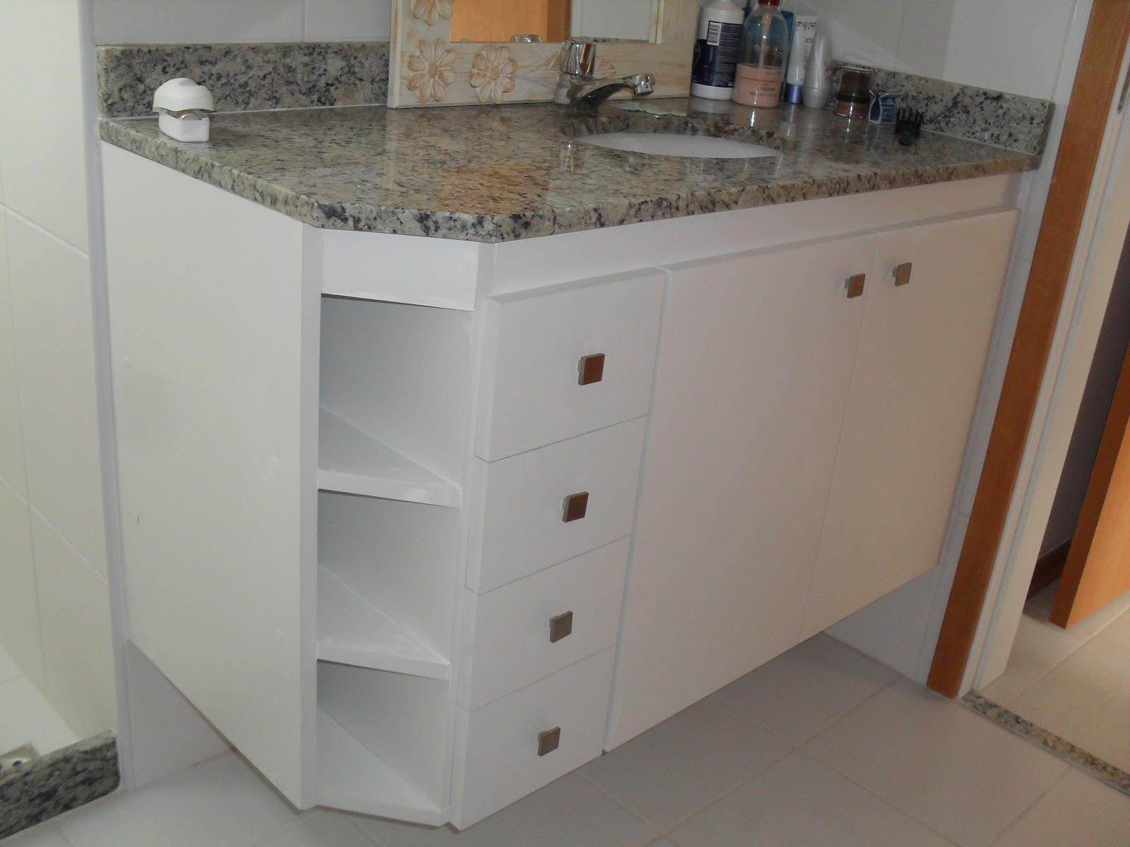 armário de banheiro acabamento de primeira qualidade em mdf #946137 1600x1200 Banheiro Acabamento