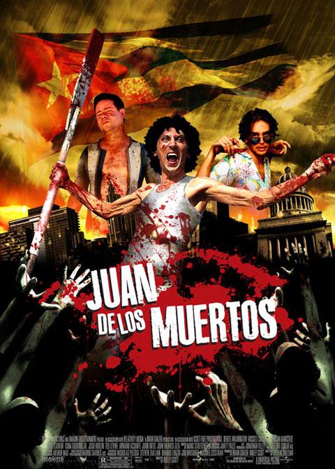 Juan de los Muertos Legendado 2012