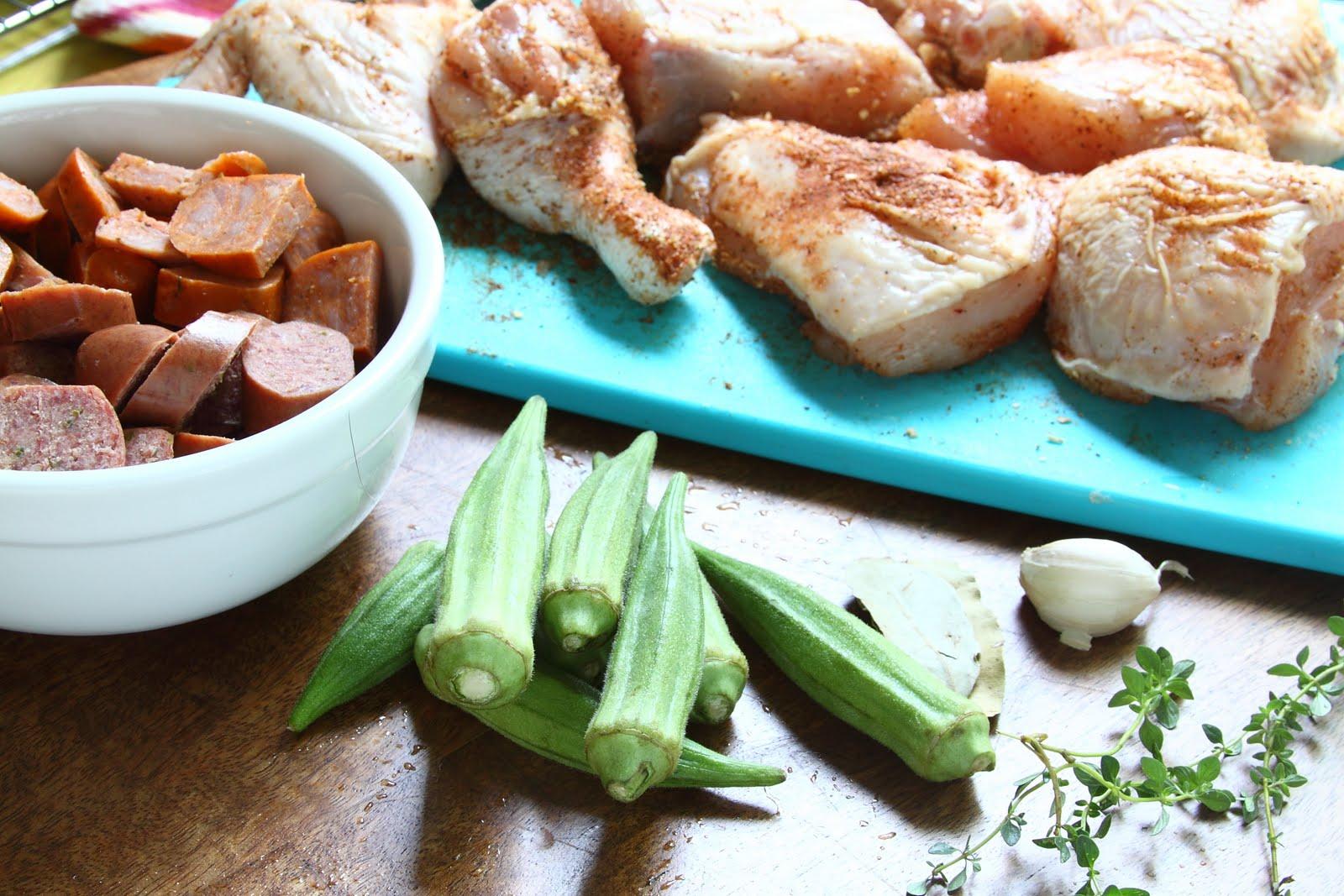 ShowFood Chef: Real Good Gumbo - Daring Cooks