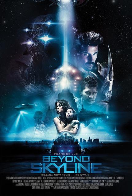 Beyond Skyline (2017) ταινιες online seires xrysoi greek subs