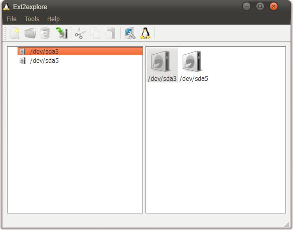 Como acceder a particiones de Linux desde Windows - h2geek.com