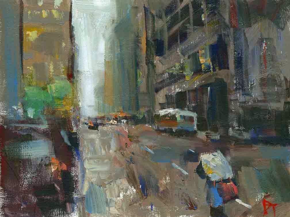 DARREN THOMPSON FINE ART: December 2013