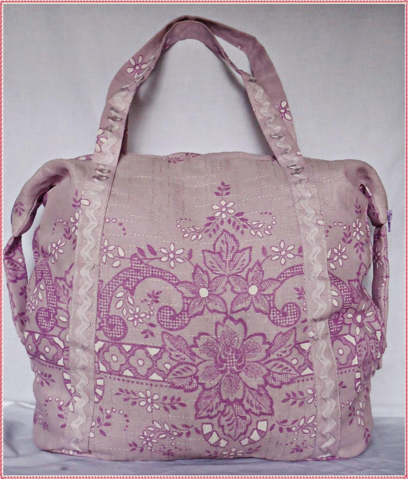 Bolsa De Praia Em Tecido Passo A Passo : A modista bolsas artesanais de praia em tecido