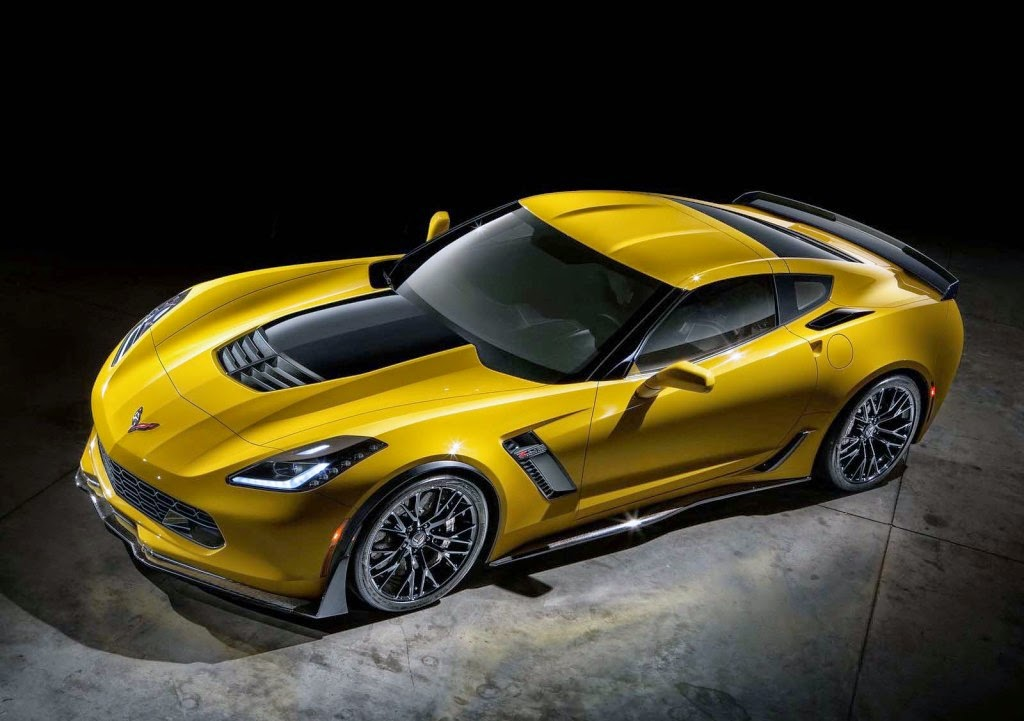 2015 Chevrolet Corvette Z06 Rated at 650 HP