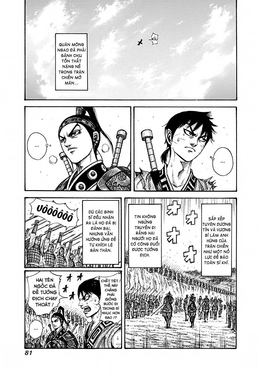 Kingdom - Vương Giả Thiên Hạ Chapter 211 page 3 - IZTruyenTranh.com
