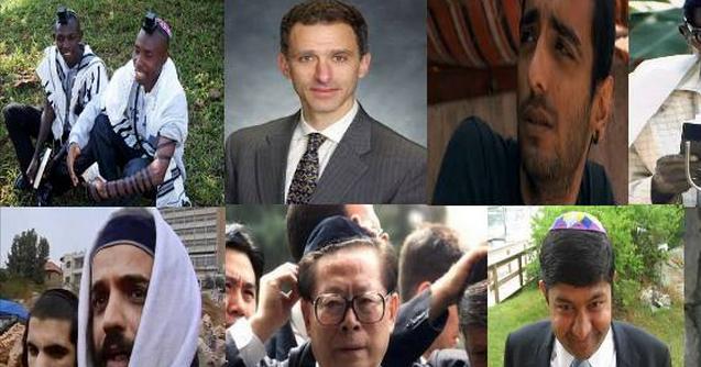 """אורח האמת-Oraj HaEmeth: Ridiculeces:""""Tú no eres judío"""