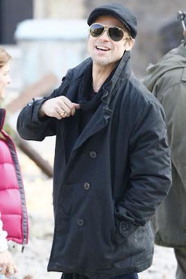 559bd34003 Ic! Berlin is popular among celebrities. Brad Pitt wears IC! Berlin  sunglasses.
