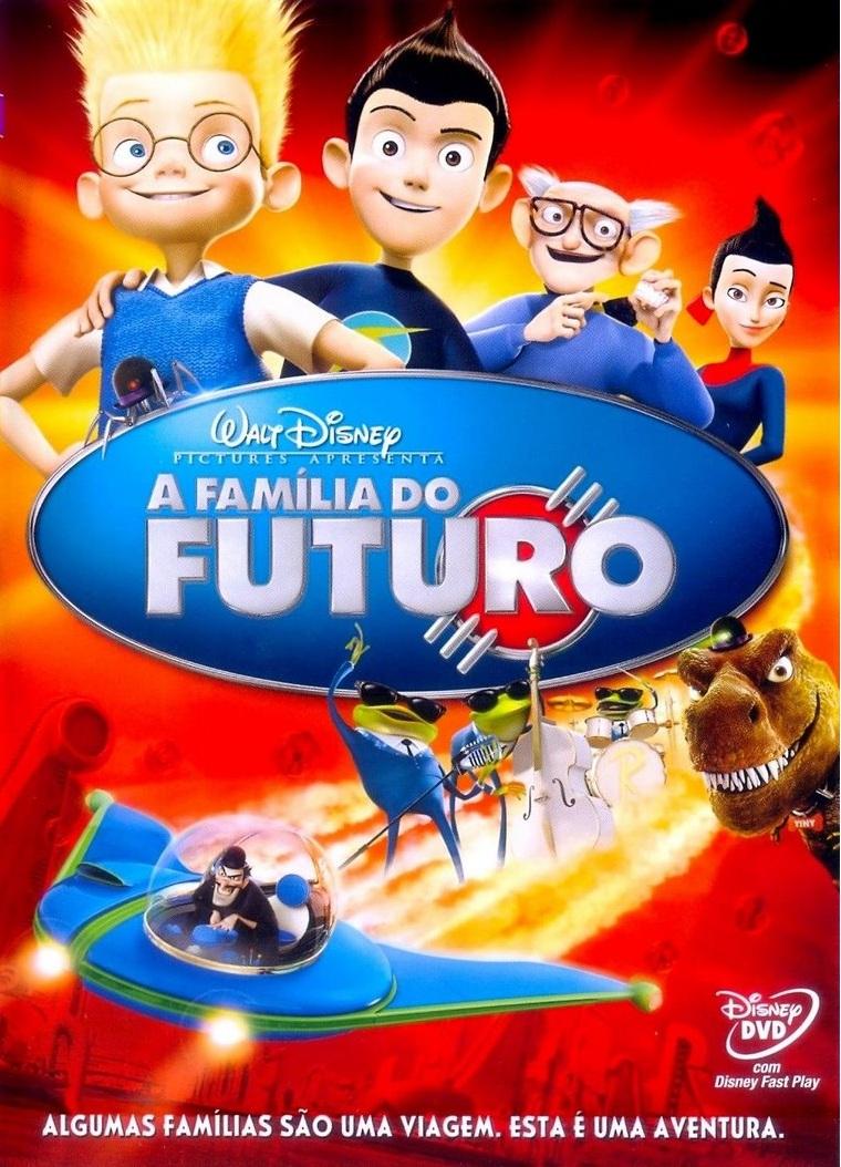A Família do Futuro – Dublado (2007)