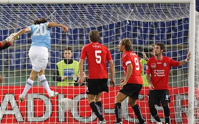 Lazio 3 - 0 Novara (2)