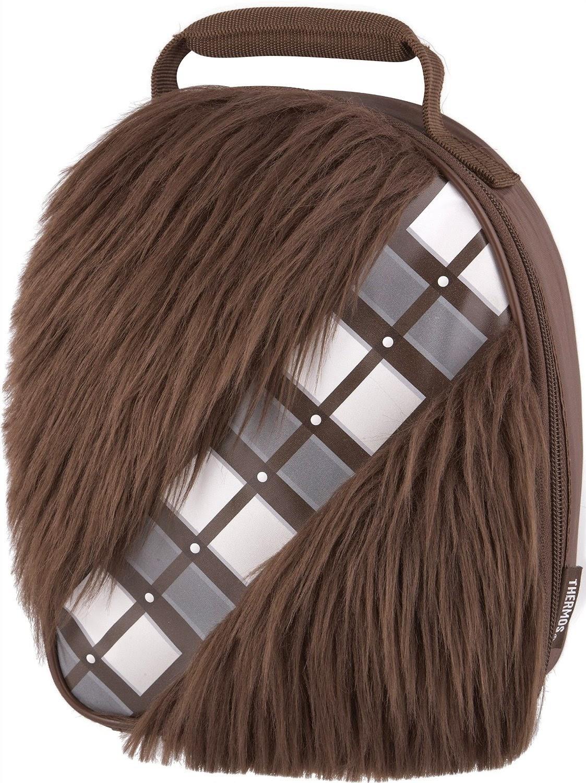 Bolsa para almuerzo Star Wars peluda chewbacca