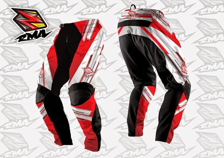 Jual Celana Panjang dan Pendek Sepeda Custom RMA Sample