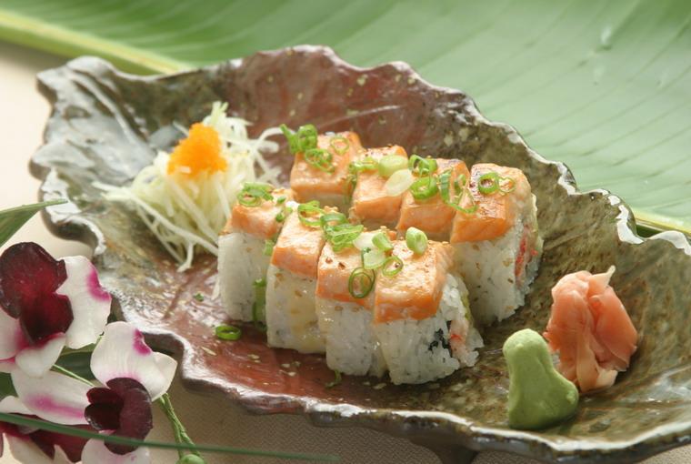 Alaskan Roll Recipe  Japanese Food Recipes