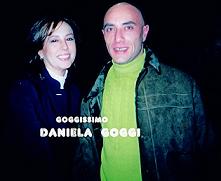 DANIELA GOGGI e CRISTIANO SODANO