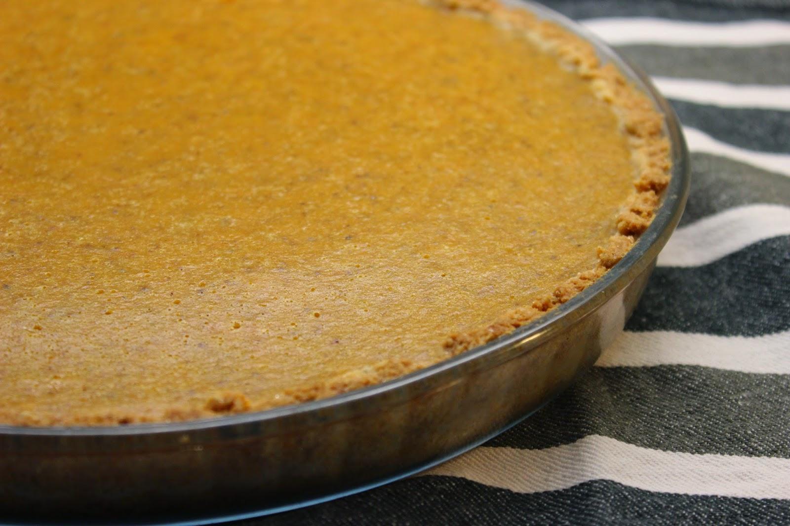 Kuukauden kasvis - kurpitsa: Pumpkin Pie