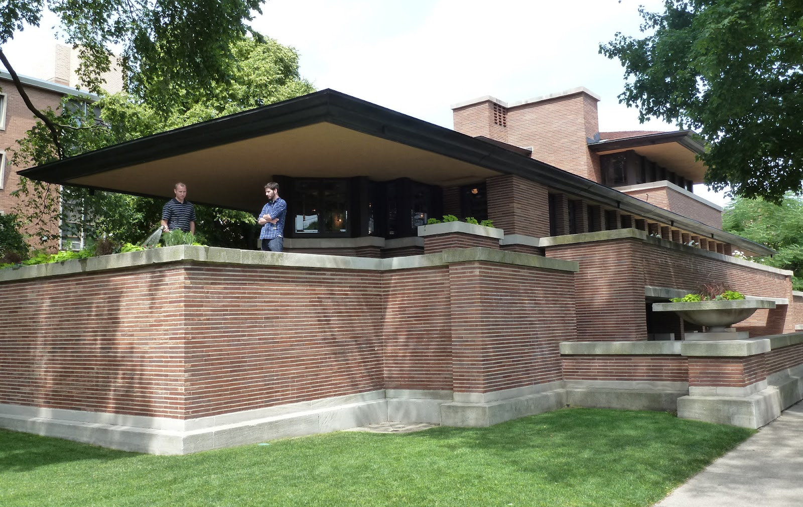 Frank Lloyd Wright Architectural Style travel with a beveridge: june 2012