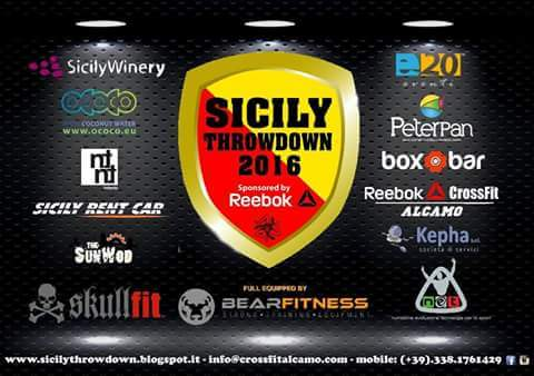 "Sicily Throwdown 2016 Edition ""Highlights"""