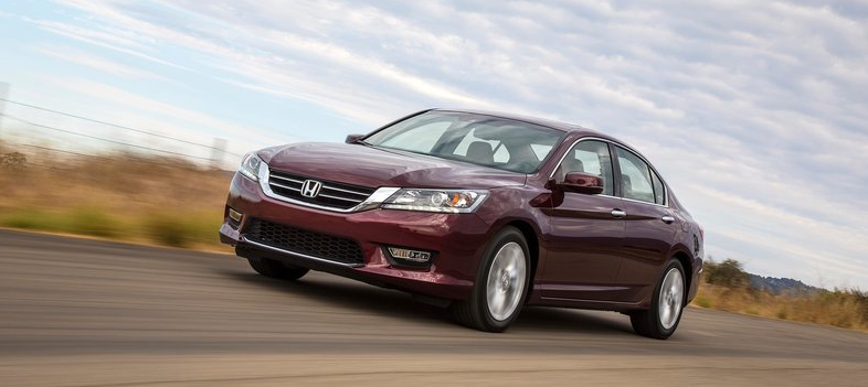 Midsize car sales figures in canada august 2013 ytd gcbc for Burgundy honda accord