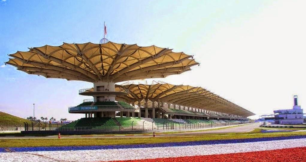 FÓRMULA 1 - GP de Malasia hasta 2018