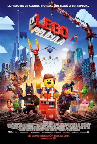 The Lego Movie (BRRip HD Dual Español Latino-Ingles) (2014)