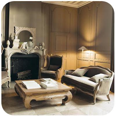 maison du monde living room
