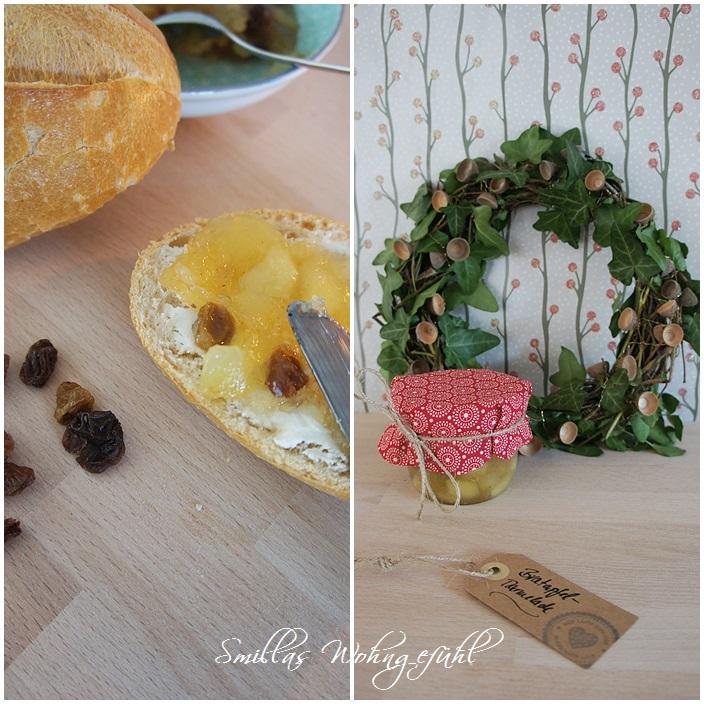 smillas wohngef hl leckeres bratapfel marmelade. Black Bedroom Furniture Sets. Home Design Ideas
