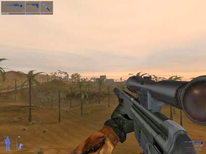 igi 2 pc game play