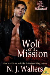 Wolf in a Mission