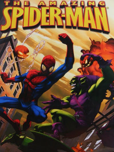 Adventures Into Mystery Collectibles: Spider-Man vs Green Goblin ...