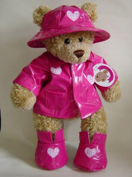 """Teddy Bear Clothes compatable with  Build a bear 16/"""" bears"""