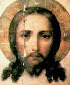 Иисус Христос - древняя икона