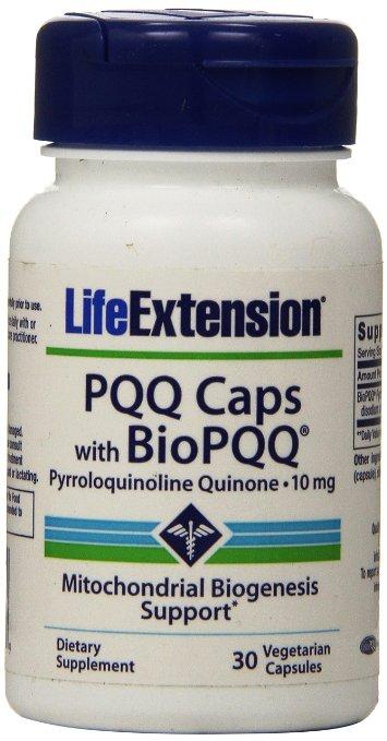 """PQQ カプセル :  健康長寿に役立つ """"PAK 遮断剤"""""""