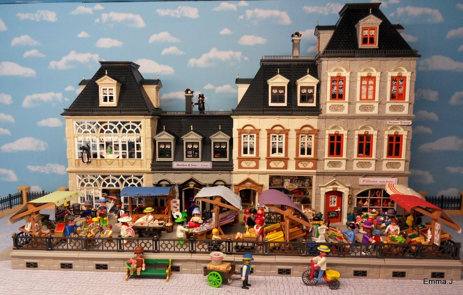 Regent Street Emma J 39 S Playmobil