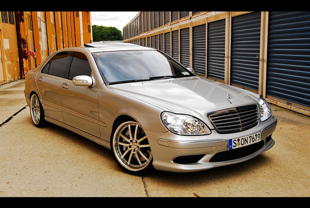 Mercedes benz s600 w220 v12 benztuning for S600 mercedes benz
