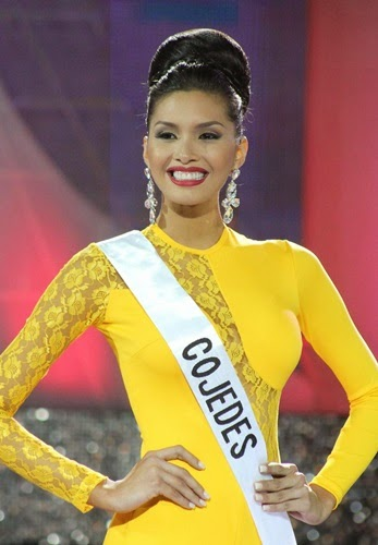 Matagi Mag Beauty Pageants: Wi May Nava - Miss United Continent Venezuela  2014