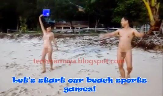 Malaysia Nude Sports Games 2014