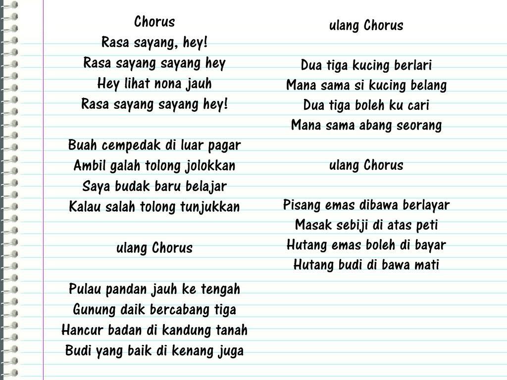 Lirik Lagu Wali Baik Baik Sayang Mp3