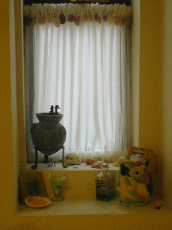 Bathroom window curtains designs 2011 modern furniture deocor Bathroom valances for windows