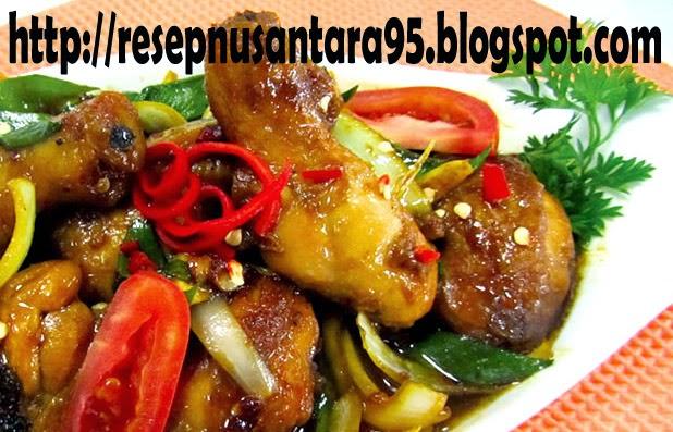 Resep Makanan | Resep Ayam Bumbu