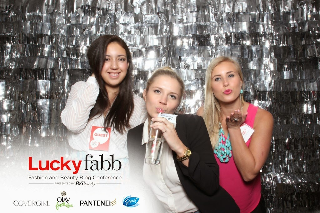 Lucky Fabb, Lucky Fabb 2014, Lucky Fabb West, Lucky Fabb L.A., Lucky Fabb Fashion and Beauty Blog Conference, Lucky Magazine Event, Fashion Blogger