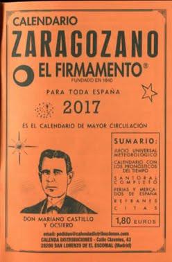 CALENDARIO ZARAGOZANO