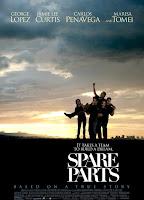 Spare Parts (La vida robot) (2015) [Vose]