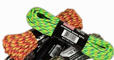 The paracord blog paracord and personality for Things you can do with paracord