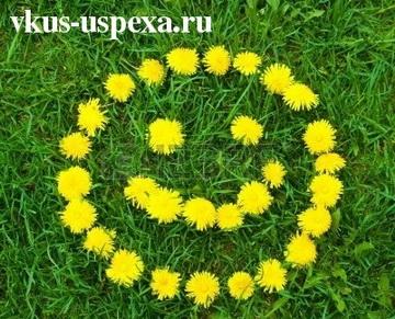 Одуванчик, щавель, черемша, полезные весенние растения