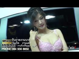 Miss Stop Bangkok Motor Show 2011